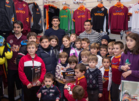 AS Roma Party - Evento store